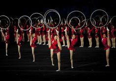 Arirang Mass Games in May Day stadium Pyongyang- North Korea by Eric Lafforgue, via Flickr