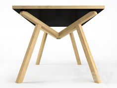 3d models: Table - Table Dominous sitting room