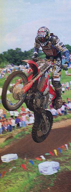 Doug Henry 1994 Red Bud by Tony Blazier, via Flickr