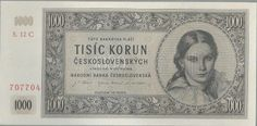 Mince a bankovky Commemorative Coins, Czech Republic, Retro, Banknote, European Countries, Image, Amazing, Collection, Coining
