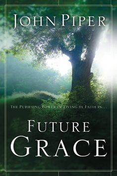 Future Grace by John Piper -  This book has the best chapter ever on how God's future grace helps us overcome anxiety