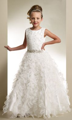 April Rose in Guilford, CT  is having a Trunk Show featuring Macis First Communion Dresses Spring 2015 Collection January 17 -- February 28  Appointments are suggested.