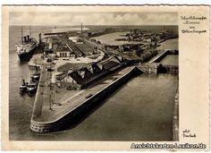 Bremerhaven Columbuskaje Liner Bremen