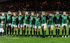 Irish Rugby team