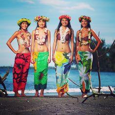 Ce 27 mai, c'est la journée du paréo  #pareuday #pareoday #journeedupareo #pareo #tahiti #polynesiefrancaise #fenua
