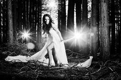 Nova Scotia Fashion Photography ~ High fashion concept shoot with Kristen King