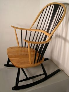 Ercol Chairmakers Rocker rocking chair