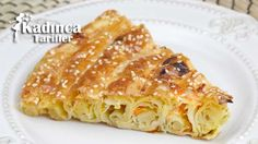 Çarşaf Böreği Tarifi Apple Pie, Macaroni And Cheese, Food And Drink, Salsa, Breakfast, Ethnic Recipes, Desserts, Morning Coffee, Tailgate Desserts