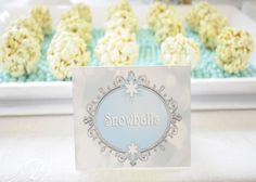 Allison's Frozen 3rd birthday party | CatchMyParty.com