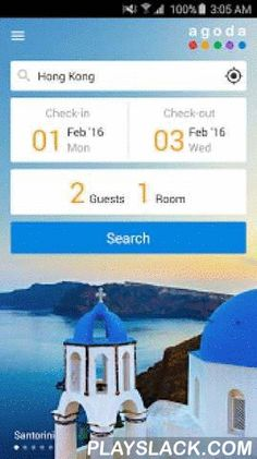 Agoda – Hotel Booking Deals  Android App - playslack.com ,  Whether you need a last minute room for tonight or are planning your next holiday, finding and booking the best deals on hotels and other accommodations is fast and easy with the new Agoda app.Plan and book your trip anytime, anywhere:- SEARCH. Find hotels & accommodations near you right now or search by city, landmark or property name. Use the map to compare prices based on location.- DECIDE. Use our filters, high quality…