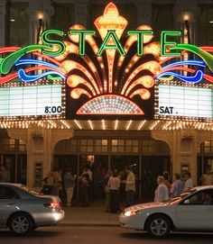 State Theater, downtown Minneapolis, MN