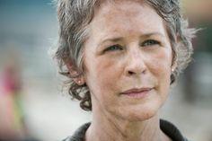 """See 'The Walking Dead' Season 5 Photos """"Consumed"""" Episode 506 Melissa McBride as Carol Peletier"""