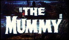 THE MUMMY: 1959