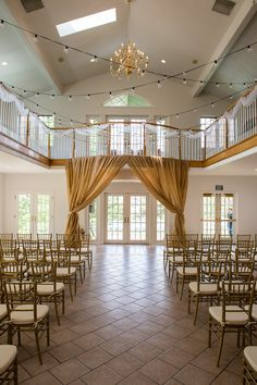 Lionscrest Manor Blog Lyons Colorado Wedding Gold draping backdrop