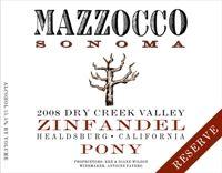 Mazzocco Sonoma Winery - Wine Road - Sonoma County, California