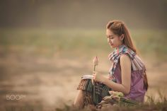 Country Girl by Visoot Uthairam on 500px