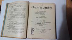 Amazon.fr - ENCYCLOPEDIE DU NATURALISTE XXIX - LES FLEURS DE JARDIN - TOME IV - 64 PLANCHES COLORIEES - GUILLAUMIN A. - Livres