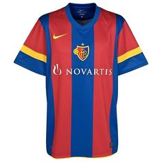 FC Basel Home Jersey 2011/12 巴素利主客球衣 2011/12 US$76.80 HK$599.04 Fc Basel, Sports, Tops, Hs Sports, Sport, Shell Tops