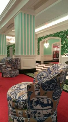 The Greenbrier Lobby