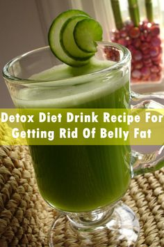 If you are looking for a way to burn belly fat and get a flat belly, then this recipe is for you. This is a detox recipe that will help the body flush out wasteful substances and help to give...