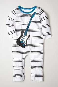 Rock Star Dillon Romper by Jelly the Pug on @HauteLook