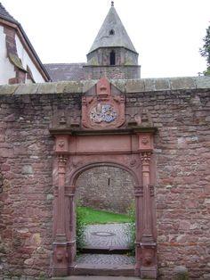 Ladenburg Door