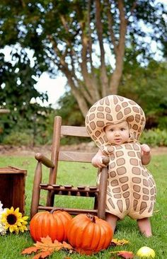 Sent in by Lauralee F. from Knoxville, TN. Send us photos of your funny Halloween costumes!