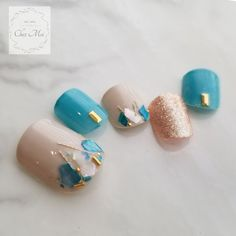 ...|ネイルデザインを探すならネイル数No.1のネイルブック Pretty Toe Nails, Cute Toe Nails, Pretty Nail Art, Toe Nail Art, Feet Nail Design, Toe Nail Designs, Japanese Nail Design, Japanese Nails, Self Nail