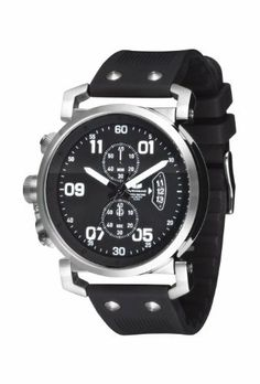 Vestal Men's OBCS002 USS Observer Chrono Silver White Lume Watch Vestal. $123.11. Save 46% Off!