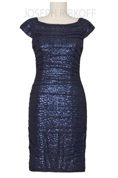 Mary Dress - from Joseph Ribkoff Early 2016 Collection