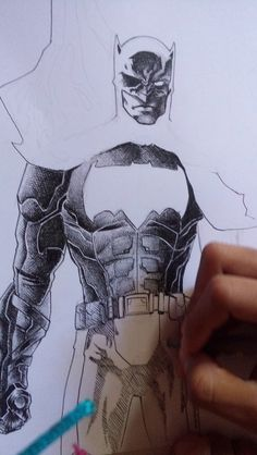 #batman#drawi#Josue