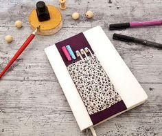 Un porte crayons DIY pour mon bullet journal