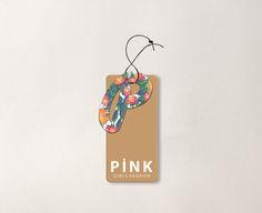 Pink Hangtag on Behance