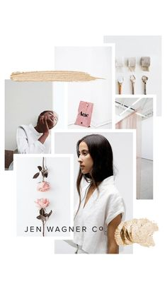 moodboard by Jen Wagner Web Design, Logo Design, Branding Design, Mood Board Inspiration, Layout Inspiration, Graphic Design Inspiration, Editorial Design, Editorial Fashion, Inspirations Boards