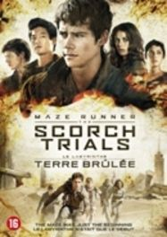 Maze runner - Scorch trials, (DVD) .. TRIALS /BILINGUAL/ MTW 3.0 ACTIE/CAST: DYLAN O'BRIEN DVDNL