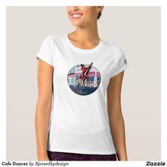 Cafe Dancer Tshirt