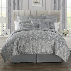 Marquis by Waterford Samantha 4-pc. Comforter Set
