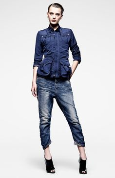 G-Star RAW : COLLECTION : RAW ESSENTIALS love these jeans ;)