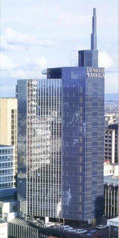 Lonrho Africa, Nairobi's Best Looking Glass Skyscrapers - SkyscraperCity