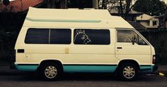 Our campervan ;)