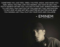 Marshall is so inspiring