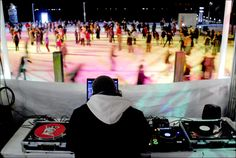 Are you an electro fan and looking to celebrate Valentines Day with your favorite honey? Then head out to DJ Skate Night at Harbourfront Centre on Feb 16th V-Day Dance with DJ Lissa Monet! @djlissamonet @caurbanmusic
