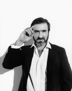 9e9aae6ad Eric Cantona - spotted Great Pulteney Street