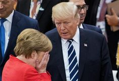 Deutschland erwacht aus dem Dornröschenschlaf - Donald Trump gibt die neue Richtung vor! Donald Trump, John Trump, Mr Trump, Demo In Berlin, Current President, Great Fear, Us Presidents, Daily Memes, Russia