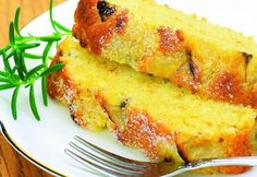 Chec de post cu nuci şi banane – un răsfăț culinar - AM Press Cornbread, Food Inspiration, Food And Drink, Cooking Recipes, Sweets, Breakfast, Cake, Ethnic Recipes, Desserts
