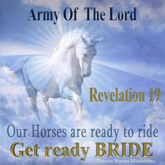 Revelation 19.........People get Ready, Jesus is coming, Soon will be going Home. ♬