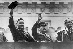Joseph Stalin, Kliment Voroshilov