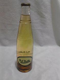 Refresco Del Valle Vintage Botella Antigua - $ 299.00 en Mercado Libre