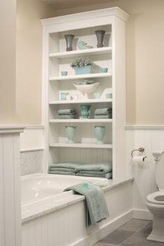 43 Practical Bathroom Organization Ideas | Shelterness...