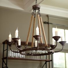 Laurenza 8 light chandelier for the home pinterest aloadofball Image collections